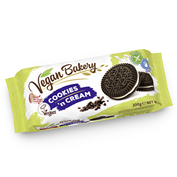 Vegan Bakery - Cookies 'n Cream