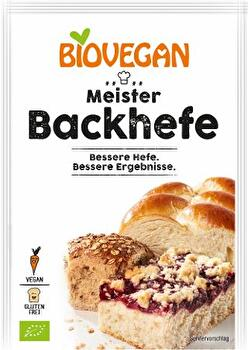 Biovegan - Meister Backhefe