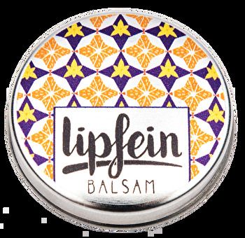 lipfein - Lippenbalsam Duo Orange Vanille