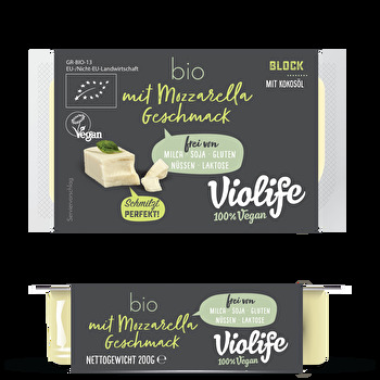Violife - BIO Block Mozzarella