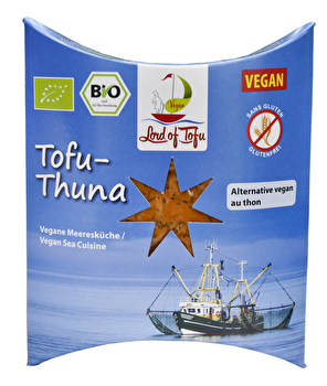 Lord of Tofu - Tofu-Thuna (vegane Thunfisch Alternative)